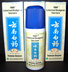 Yunnan PaiYao Topical Analgesic Tincture